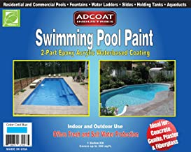2 part epoxy pool paint