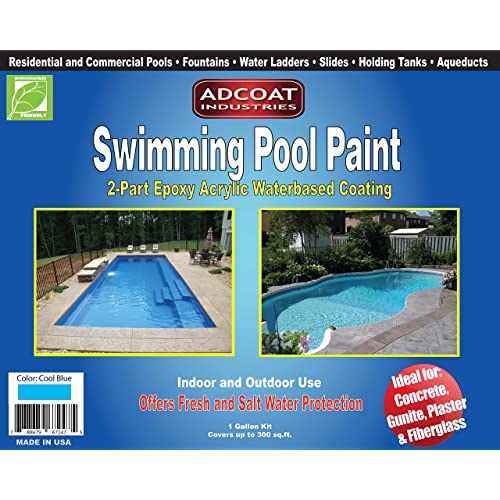 Epoxy Pool Paint: Amazon.com