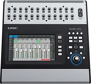QSC TouchMix-30 Compact Digital Mixer