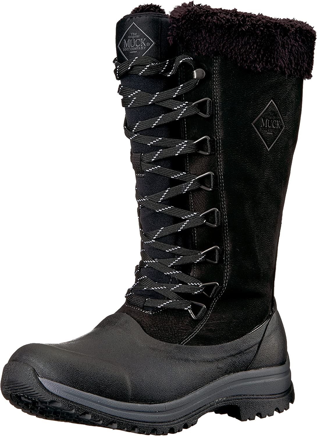 Muck Boot Women's Apres Lace Tall (13