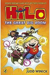 Hilo: The Great Big Boom (Hilo Book 3) Kindle Edition
