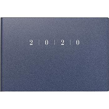 rido//id/é 7017563801 Taschenkalender Septimus 152 x 102 mm Kalendarium 2021 2 Seite = 1 Woche Kunststoff-Einband Reflection grau