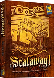 Troubadour Games Scalawag!