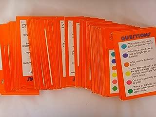 Trivial Pursuit Junior Jr. Card Set ; 4th Fourth Edition