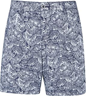Mountain Warehouse Lakeside II Womens Printed Shorts - UV Protection Ladies Beach Shorts, Lightweight Ladies Summer Shorts, Pockets - for Walking, Hiking, Travelling