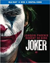 Joker (Blu-ray + DVD + Digital Combo Pack)