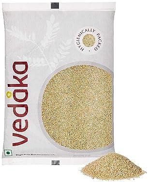 Amazon Brand - Vedaka Dalia (Broken Wheat), 1 kg