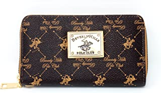 Beverly Hills Wristlet Clutch Wallet Fits Cards Cell Phone