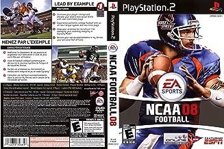 NCAA Football 2008 - PlayStation 2