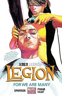 X-Men Legacy: Legion Vol. 4: For We Are Many (X-Men: Legacy (2012-2014))