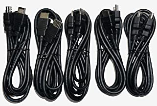 5 Pack - DirecTV Universal High Speed 6FT HDMI Cable