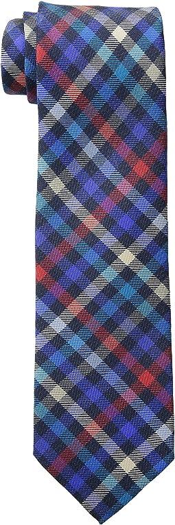 8cm Check Tie