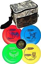 Innova Disc Golf Set with 4 Discs and Starter Disc Golf Bag – DX Distance Driver,..