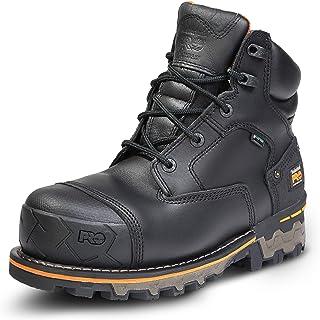 Men's Boondock 6 Inch Composite Safety Toe Waterproof...