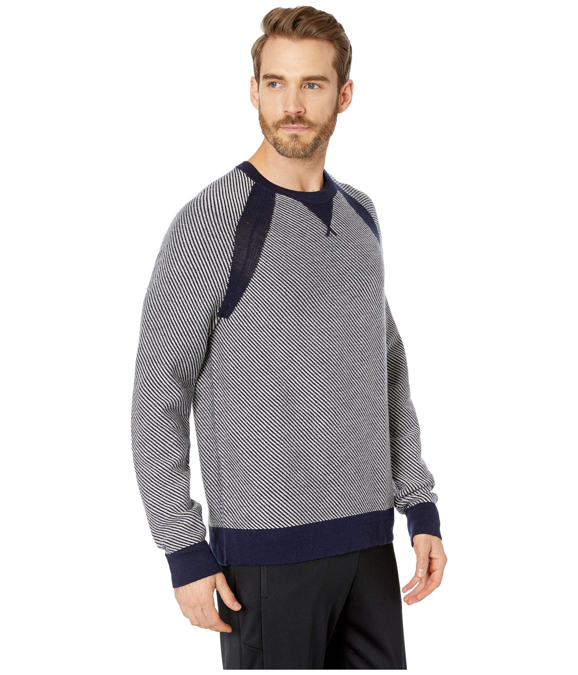 Navy Toad amp;co Sweater Crew Deep Strahlhorn vW1Taq
