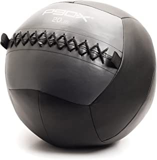Sportline Beachbody P90X 20-Pound Soft Exercise Medicine Ball, 14-Inch Diameter for Strength Training, Plyometric Training, Balance Training and Muscle Build, PX9528GY, Grey