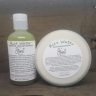 Rice Water Shampoo + Conditioner set