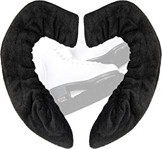 Athletico Ice Skate Blade Covers - Guards for Hockey Skates, Figure Skates, and Ice Skates - Skating Soakers Cover Blades from Youth to Adult Size - Men, Women, Kids