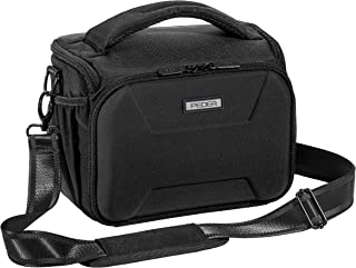"""PEDEA DSLR camera bag """"Guard"""" Camera bag for SLR cameras with waterproof rain cover, carrying strap and accessory compartm..."""