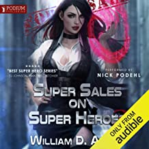 super sales on super heroes 3 audiobook