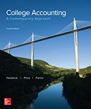 college accounting 4th edition