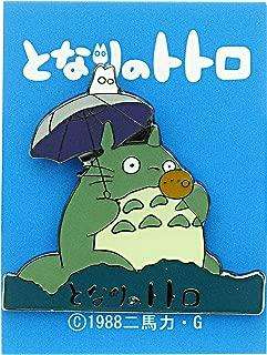 Studio Ghibli pin badge big & small Totoro Ocarina logo t-15
