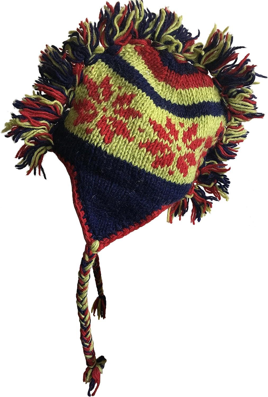 Trendofindia cool hippie goa IROKESE Bonnet Bonnet Népal