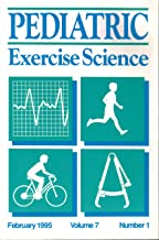 Pediatric Exercise Science (February 1995; Volume 7, Number 1)