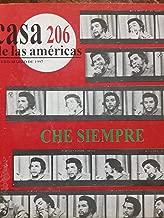 Revista casa de las americas enero-febrero de 1997.numero 206.Che siempre.numero dedicado a ernesto guevara de la serna.