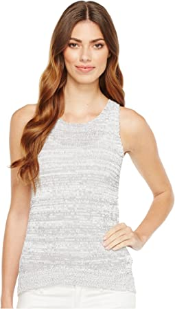 Tank Top w/ High-Low Hem