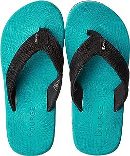 Bourge Men's Canton-Z5 Flip-Flops