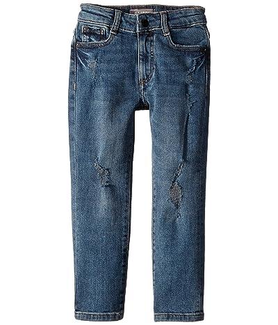 DL1961 Kids Hawke Skinny Jeans in Ultimate (Toddler/Little Kids/Big Kids) (Ultimate) Boy