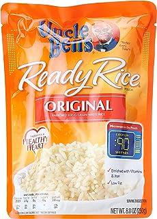 Uncle Ben`s Original Ready Rice, 8.8 Ounce