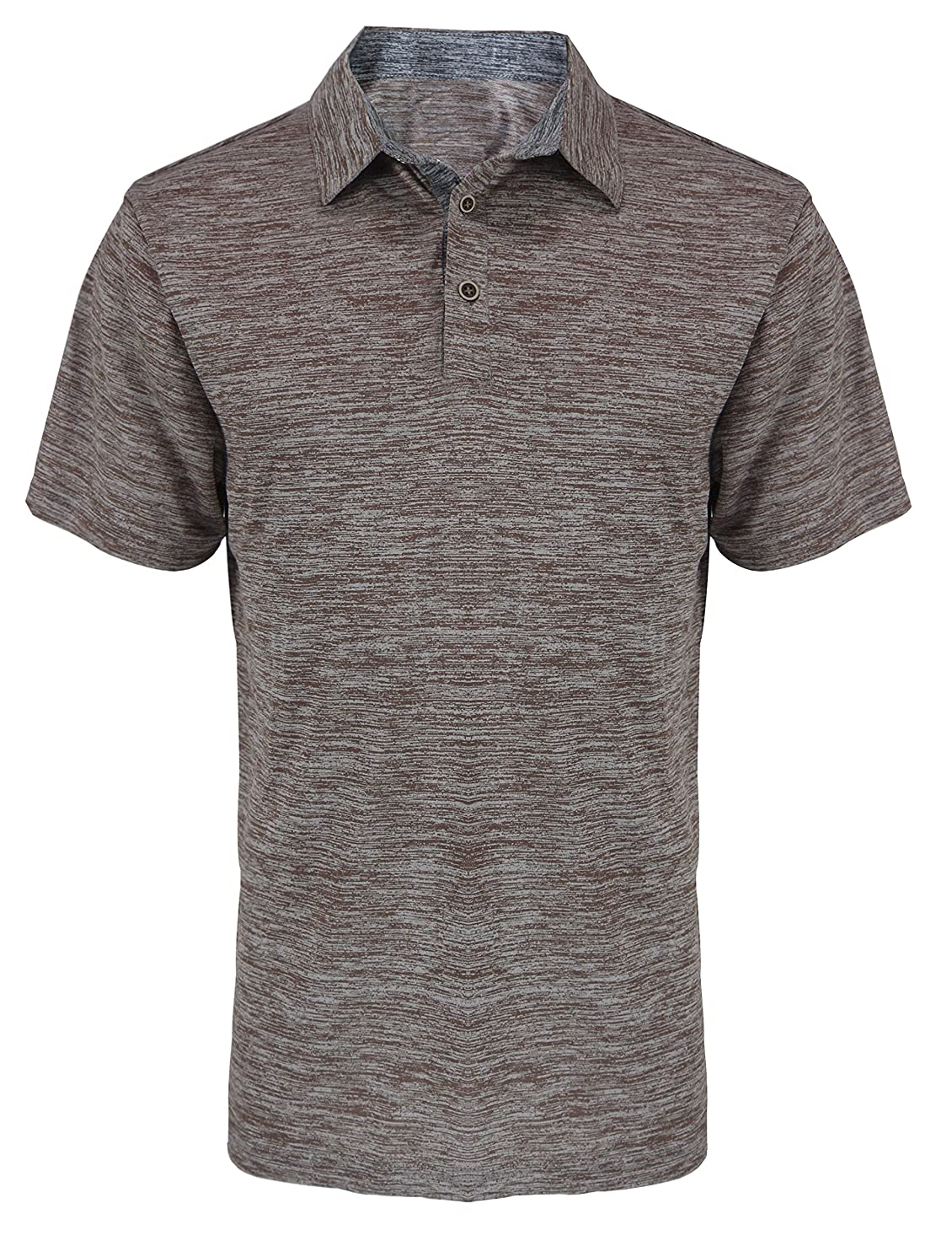 Mens T Shirts Short Sleeve Casual Dry Fit Lightweight Moisture Wicking Tees