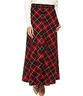 Pendleton - Petite Fireside Skirt