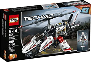 Best lego 42057 technic ultralight helicopter Reviews