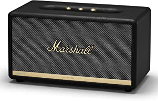 Marshall 马歇尔 MRL Stanmore II 语音唤醒蓝牙音箱 黑色
