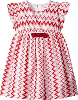 Jersey Zigzag Dress (Infant)