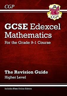 GCSE Maths Edexcel Revision Guide: Higher - for the Grade 9-