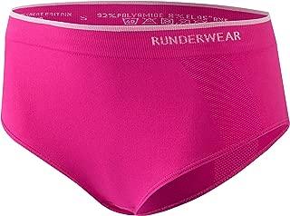 Runderwear Women's Hipster | Chafe-Free Performance Underwear with Seamless Technology