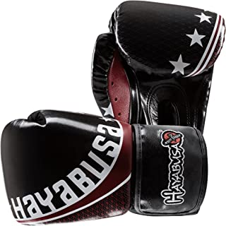 Hayabusa Pro Muay Thai 8oz Gloves, Black