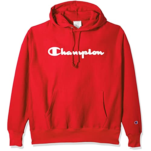 Red Champion Hoodie Amazon.com