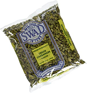 Great Bazaar Swad Green Cardamom, 14 Ounce