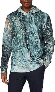 HUGO Men's Dodran Hooded Sweatshirt