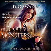 Of Blood and Monsters: Piper Lancaster Series, Book 3