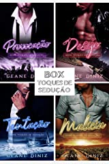 Malícia: BOX da série Toques de Sedução eBook Kindle