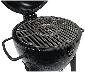 Char-Griller E6714 Akorn JR Kamado Kooker Charcoal Grill