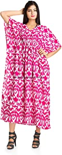 bbcc0b259c0904 New Caftan Kaftan Gypsy Women's Gothic Ikat Evening Maxi Long Dress Plus  Size