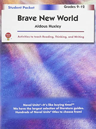Brave New World - Student Packet by Novel Units