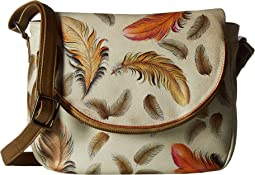 Anuschka Handbags - 547 Medium Flap-Over Convertible